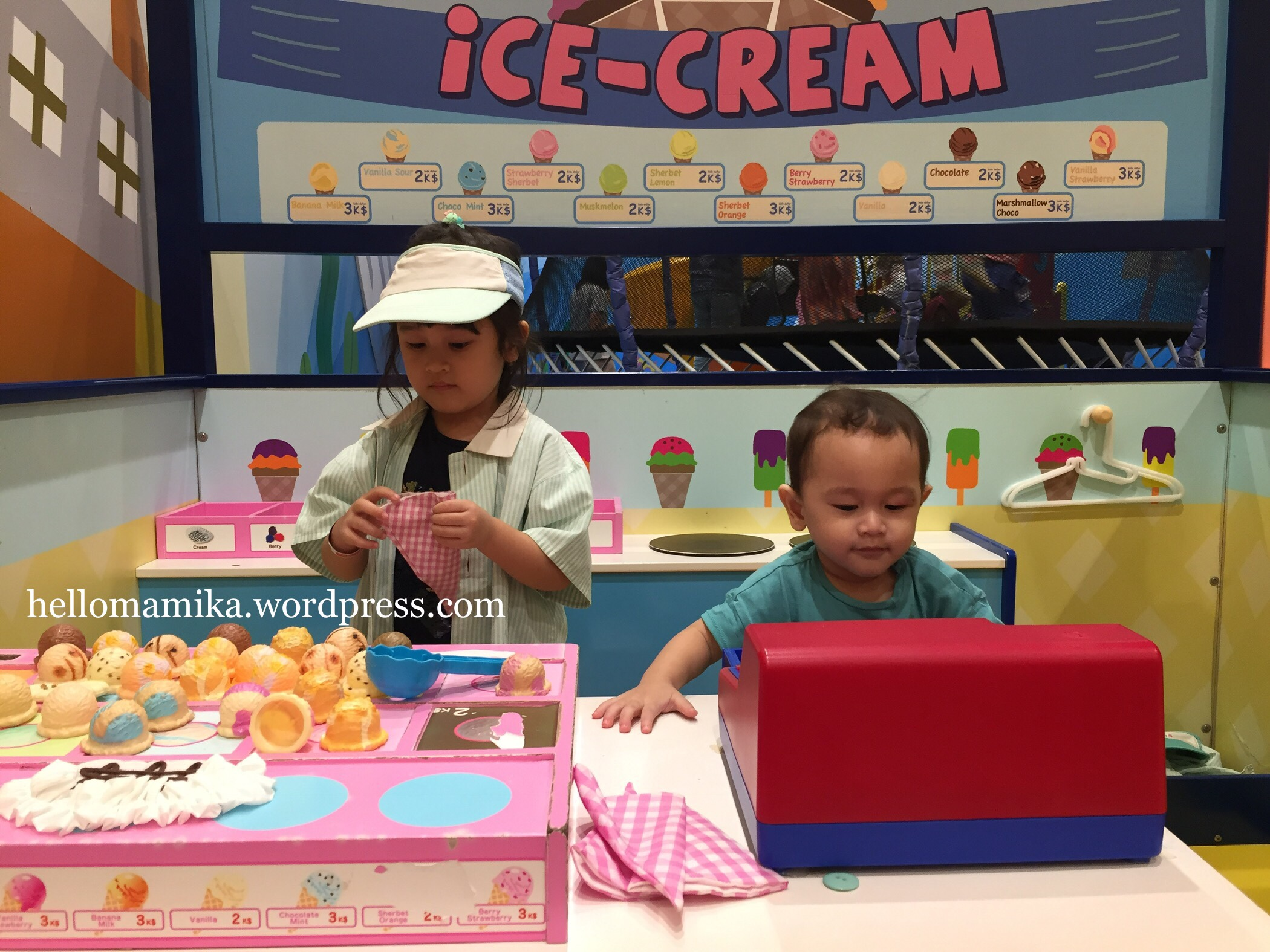 Play Time : MAIN DI KIDZOOONA AEON MALL BSD