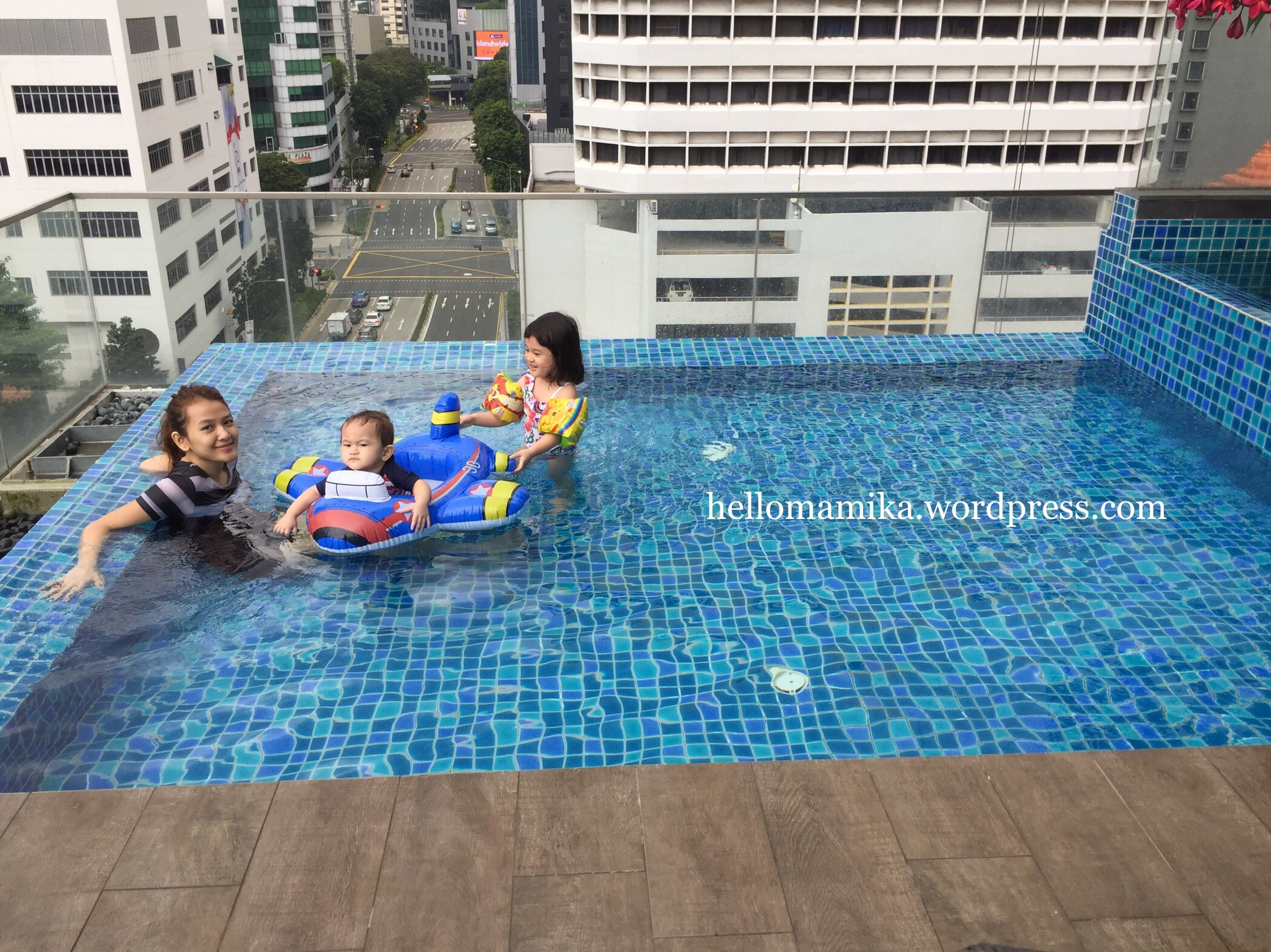 Hotel Story: MERCURE SINGAPORE BUGIS