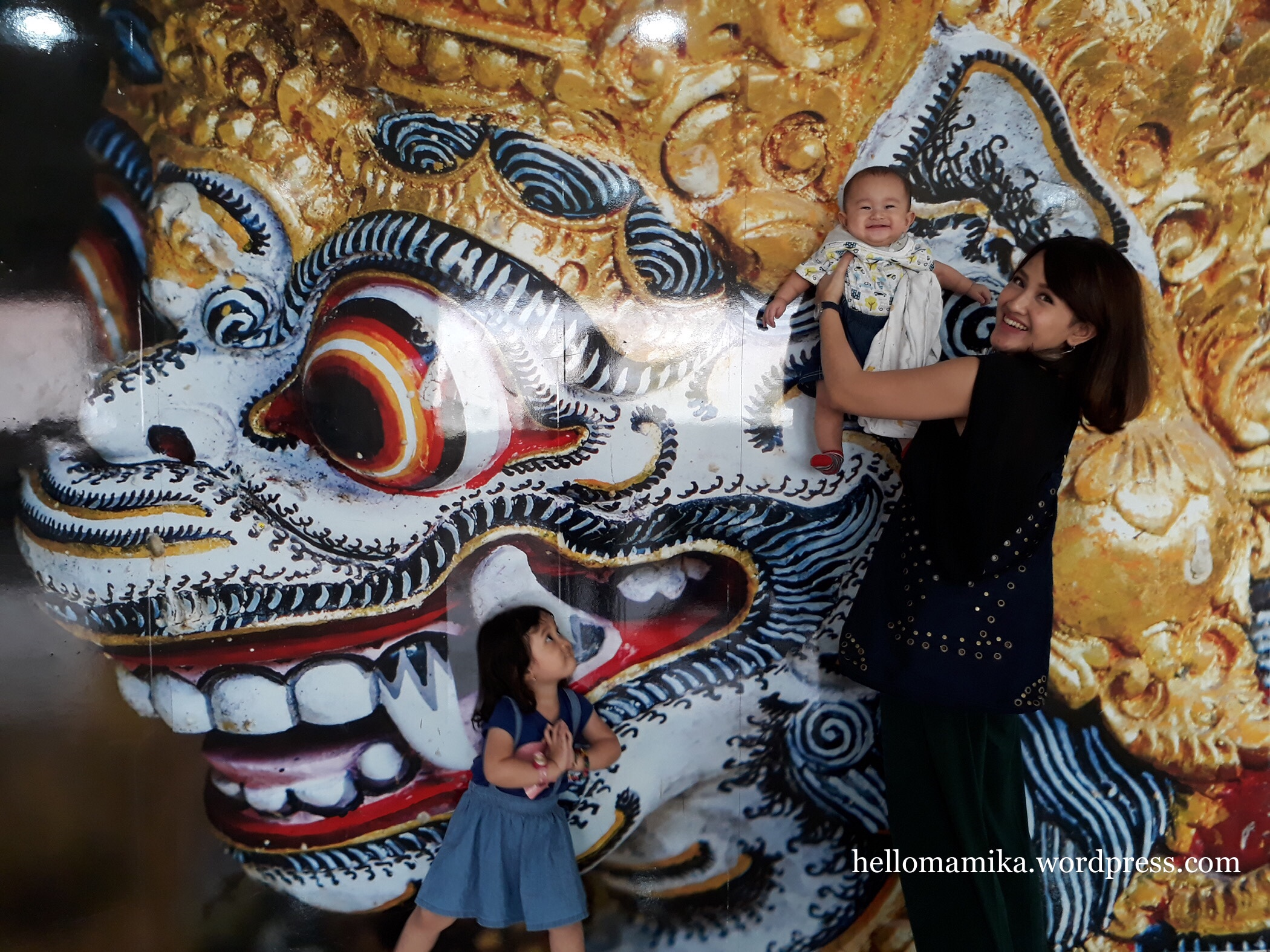 UNPLANNED TRIP TO BALI WITH 2 LITTLE KIDS (2017)