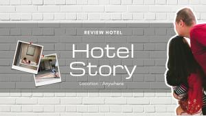 Hotel story hellomamika