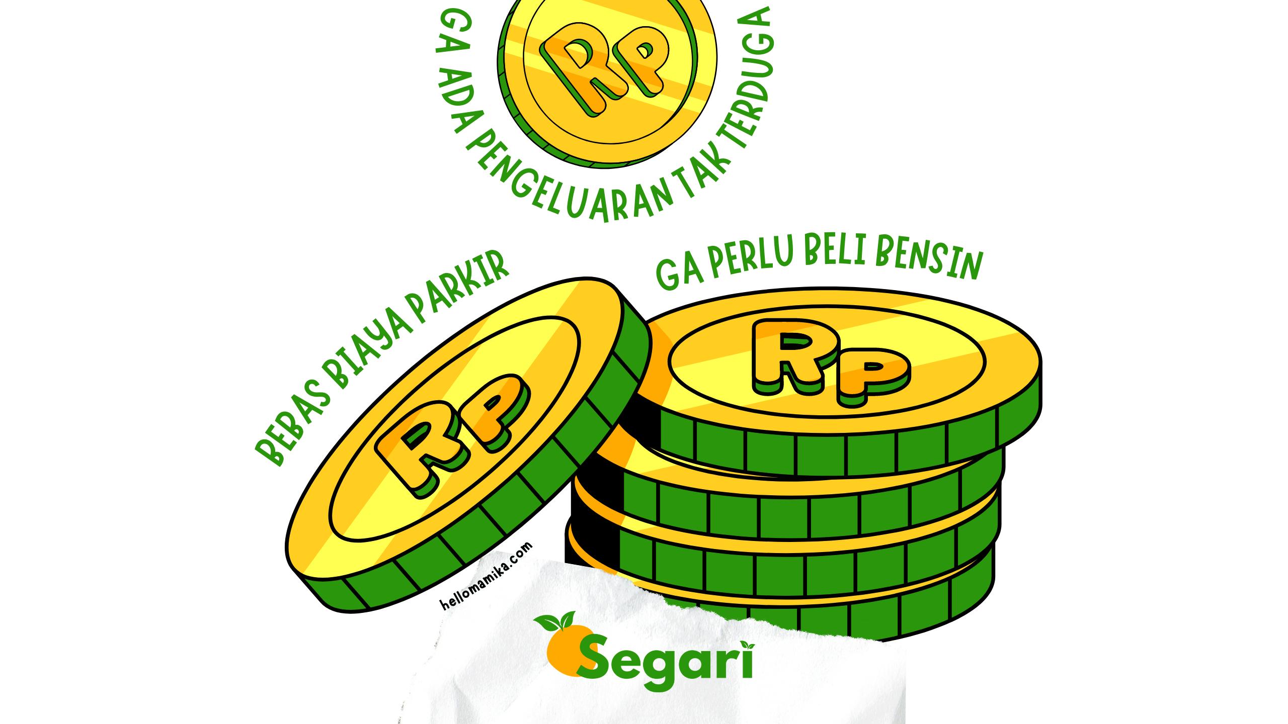 Review sayur online segari.id