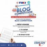 Pemenang lomba blog tiki 2021